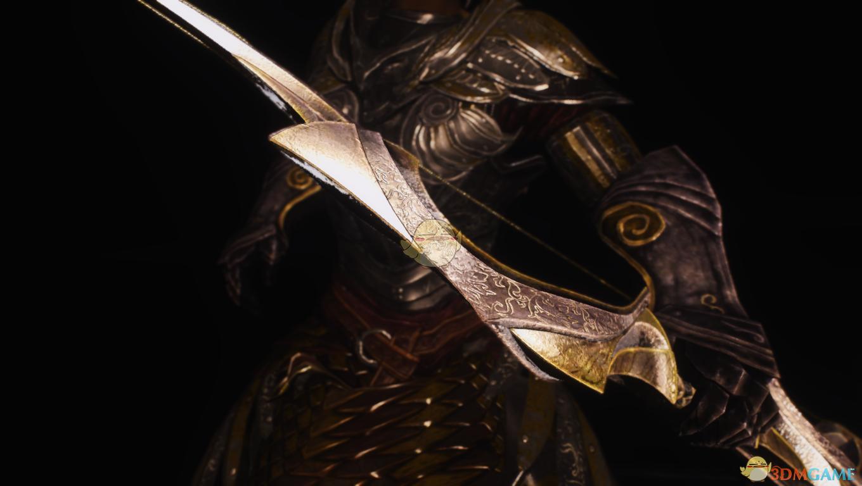 《上古卷轴5:天际重置版》奥瑞尔武器盔甲替换MOD
