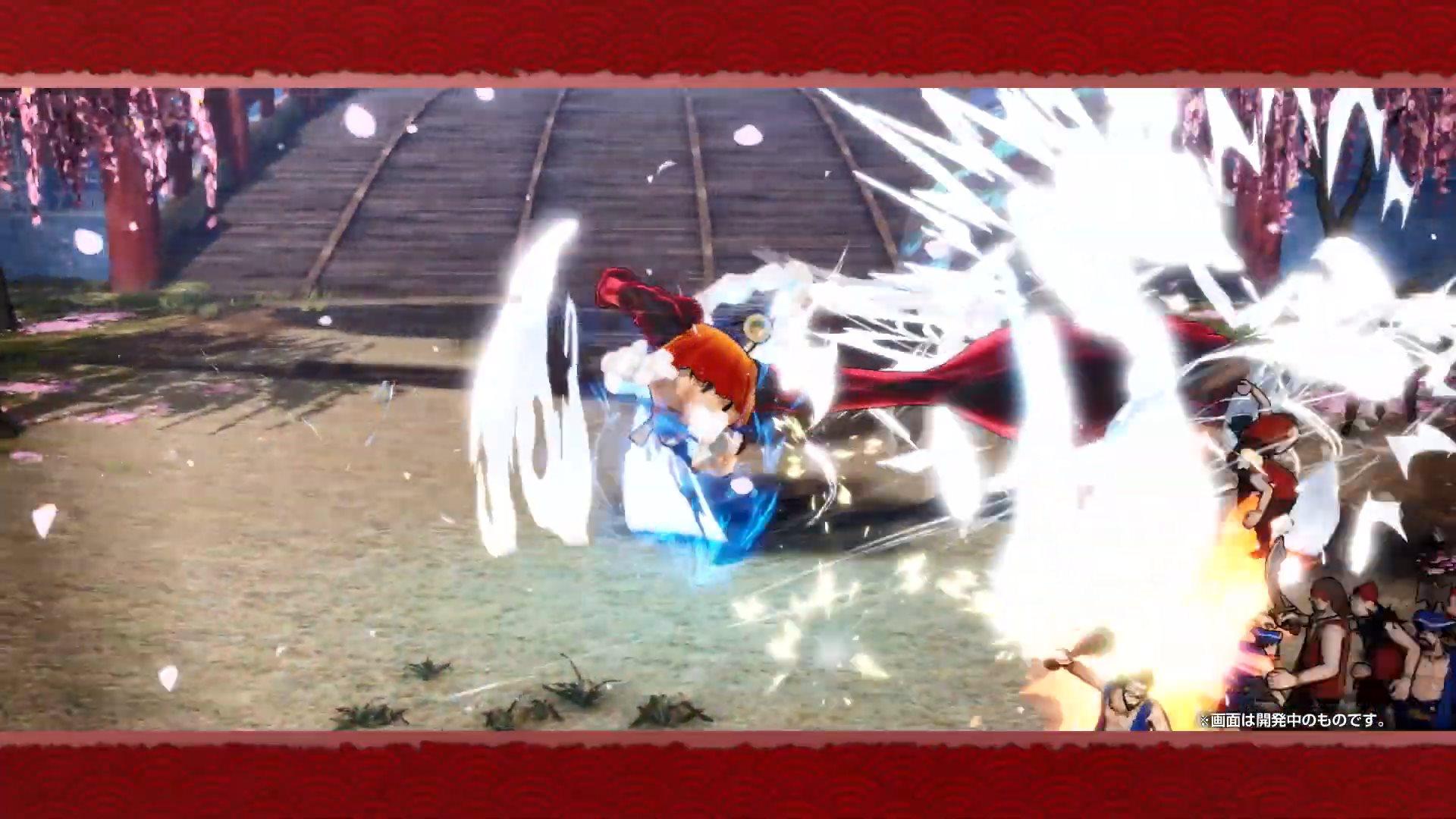 《海贼无双4》第二支预告片公布 和之国篇章大幕拉开
