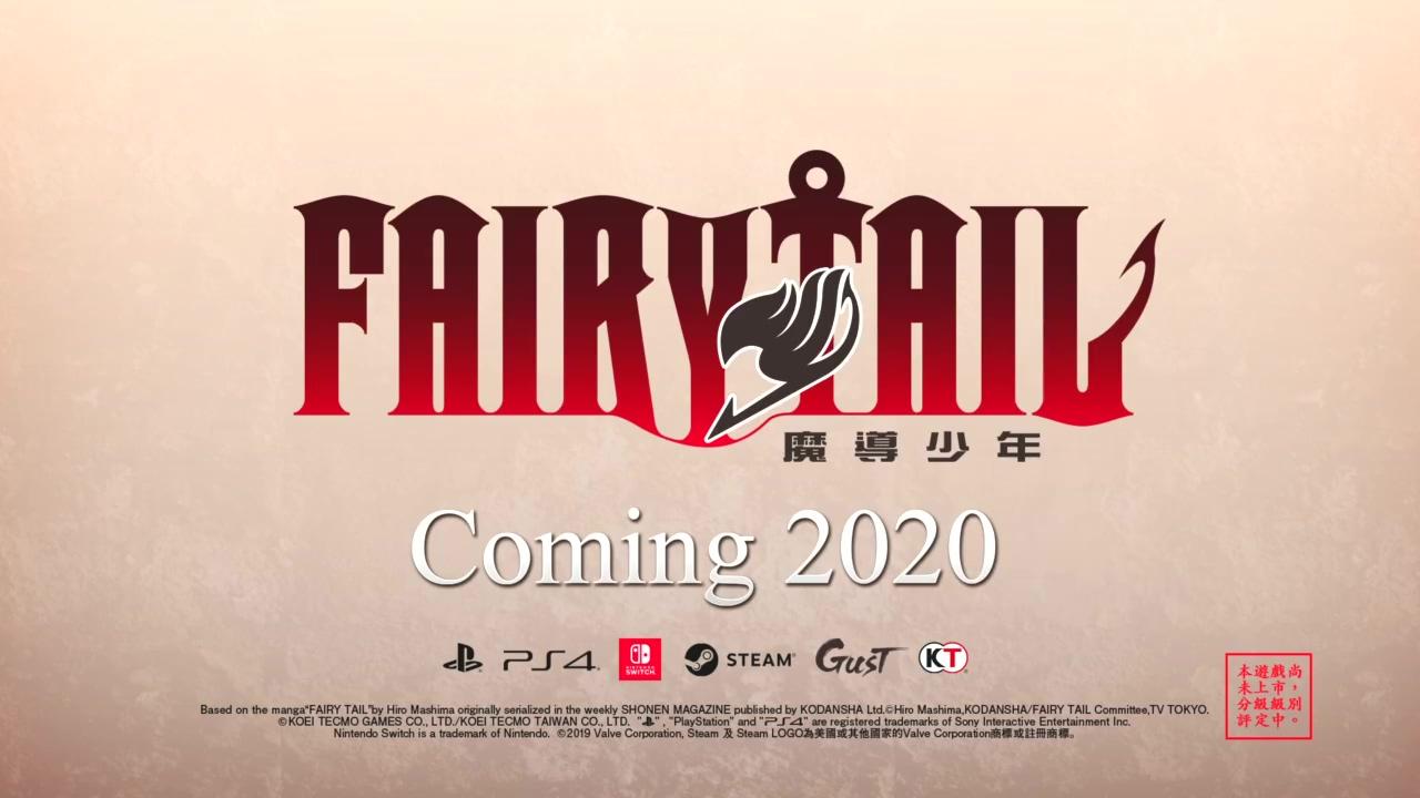 《妖精的尾巴》RPG将采用指令战斗模式 组成自己的人气魔导战队