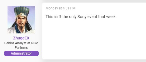 传闻:索尼在9月24日《最后的生还者2》新消息后还有一场活动