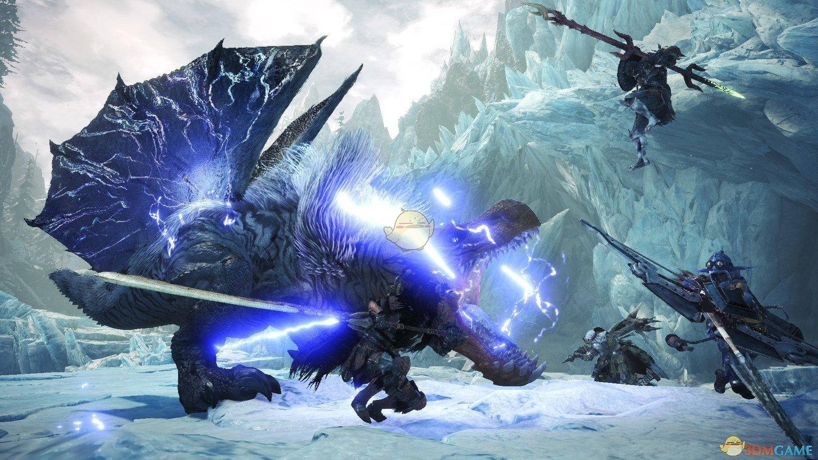 《怪物猎人:世界》冰原铳枪改动与分析