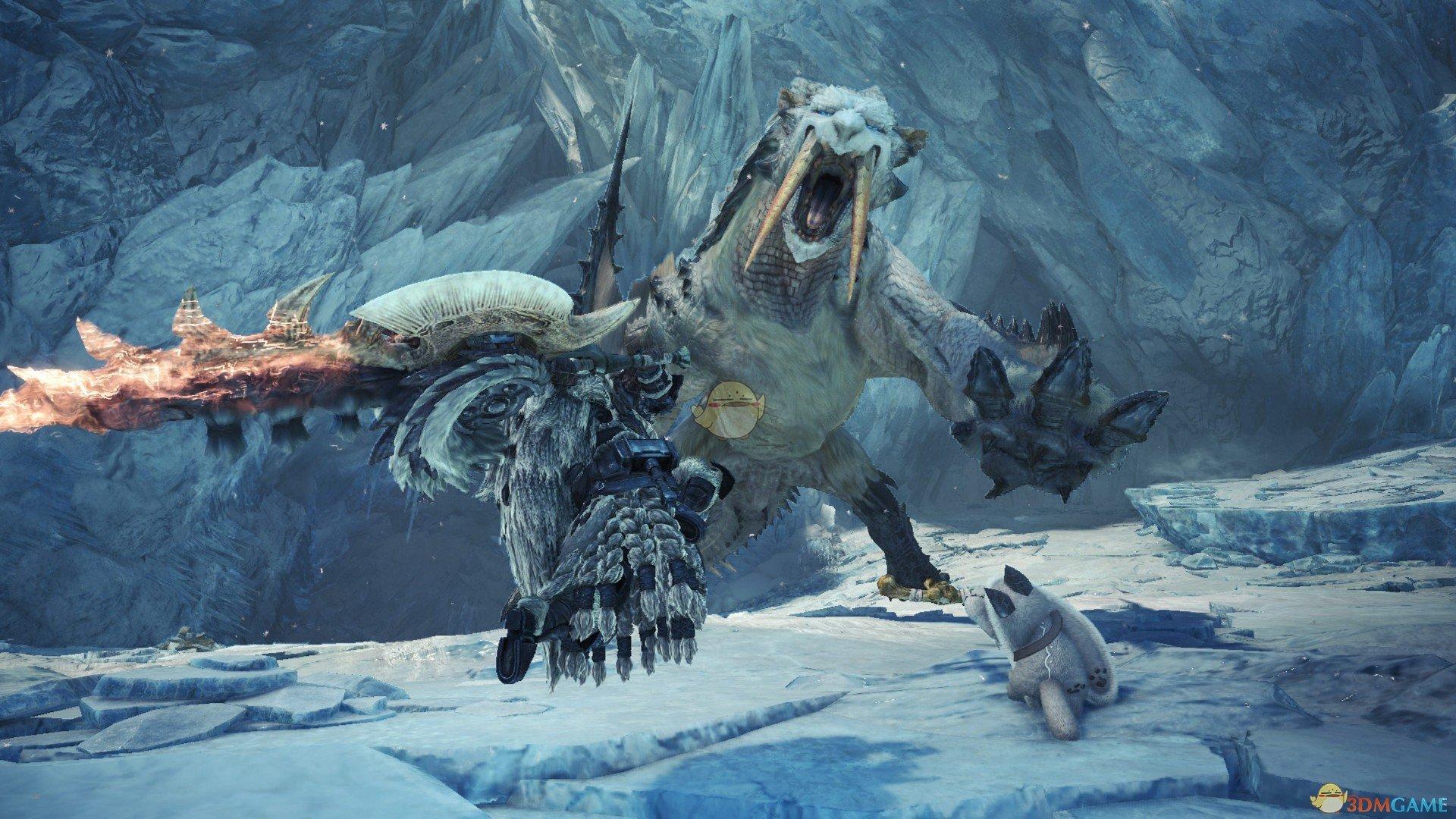 《怪物猎人:世界》冰原素材装备技能一览表