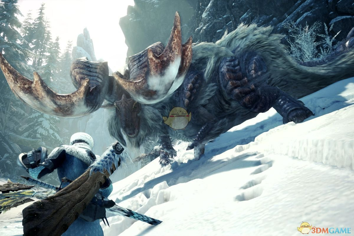 《怪物猎人:世界》冰原坐骑功能解锁方法分享