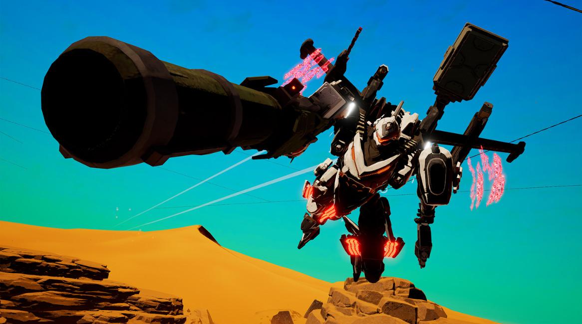 《机甲战魔》IGN 6.5分 外表华丽、内容空洞