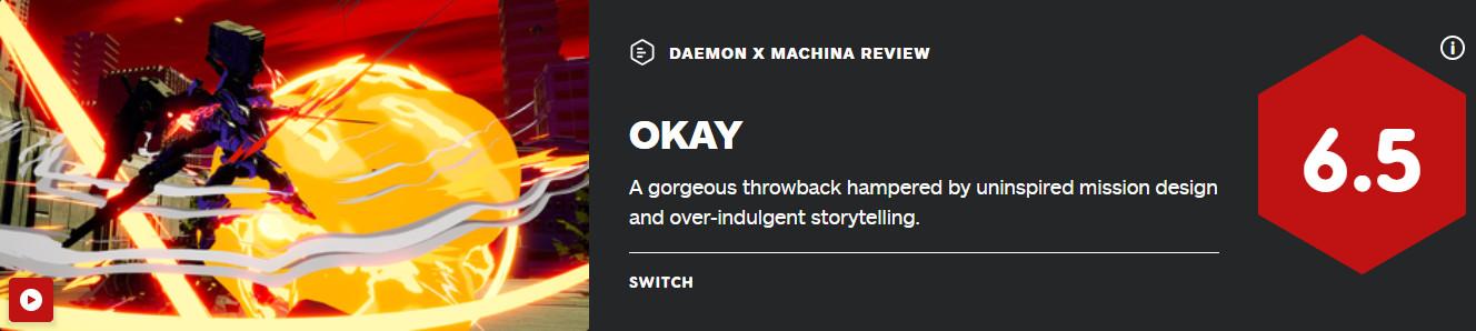 <b>《机甲战魔》IGN 6.5分 外表华丽、内容空洞</b>