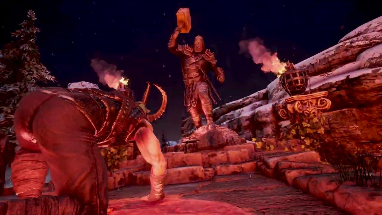 《符文2》11月12日登陆Epic商店 9月20日Beta测试