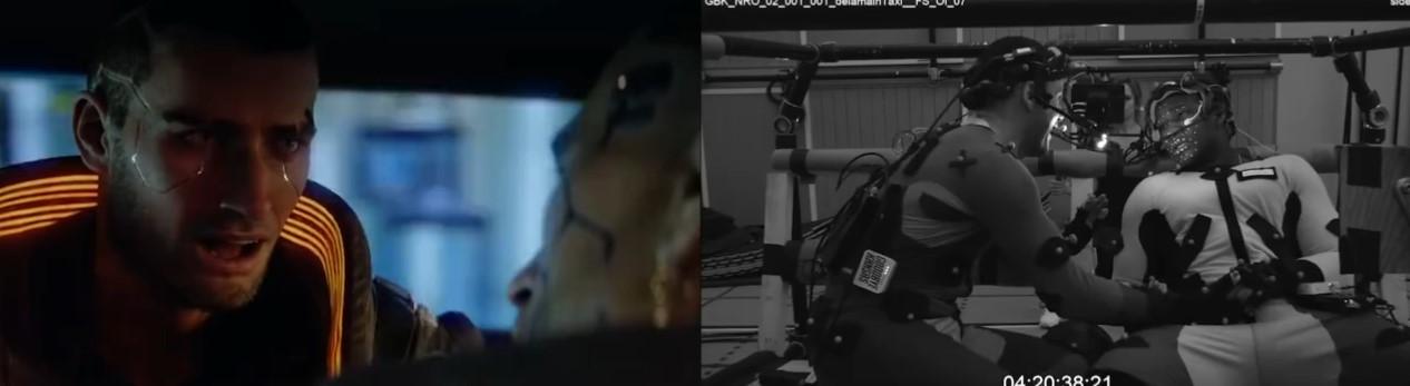 《赛博朋克2077》公布幕后特辑 角色制作全解析