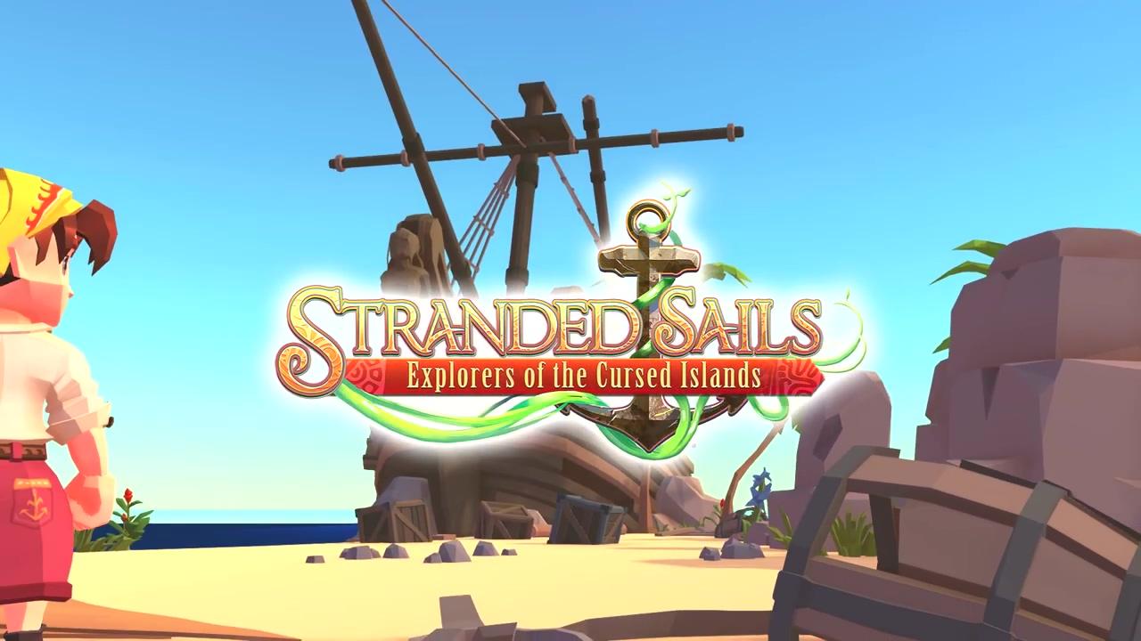 TGS:开放世界冒险RPG《落难航船》预告片 支持简中