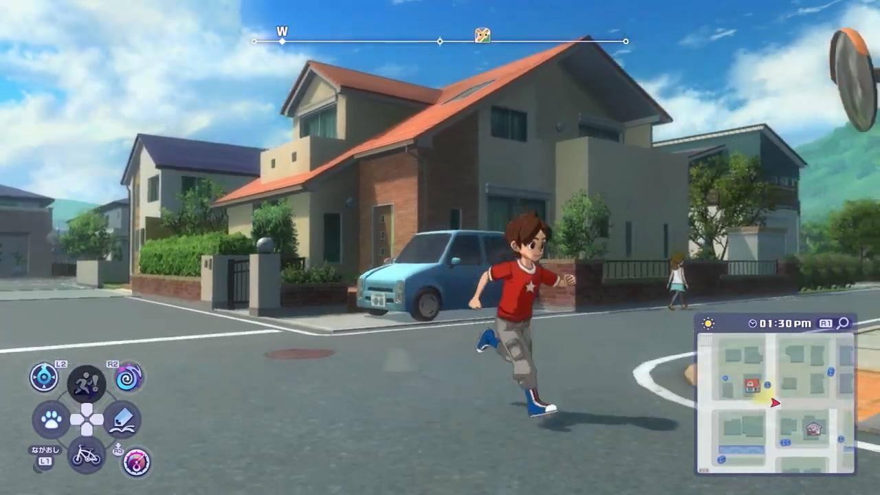 TGS:Switch日式RPG《妖怪手表4》强化登陆PS4