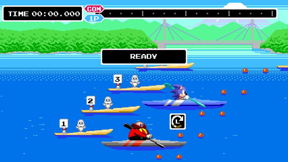 《马里奥和索尼克的东京奥运》信息第3波公开 怀旧画面与游戏性完美结合