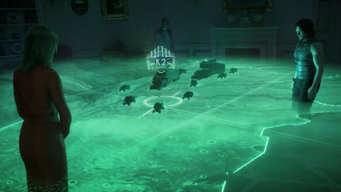 TGS:《死亡搁浅》新7分钟剧情预告 弩哥与小岛女神的故事