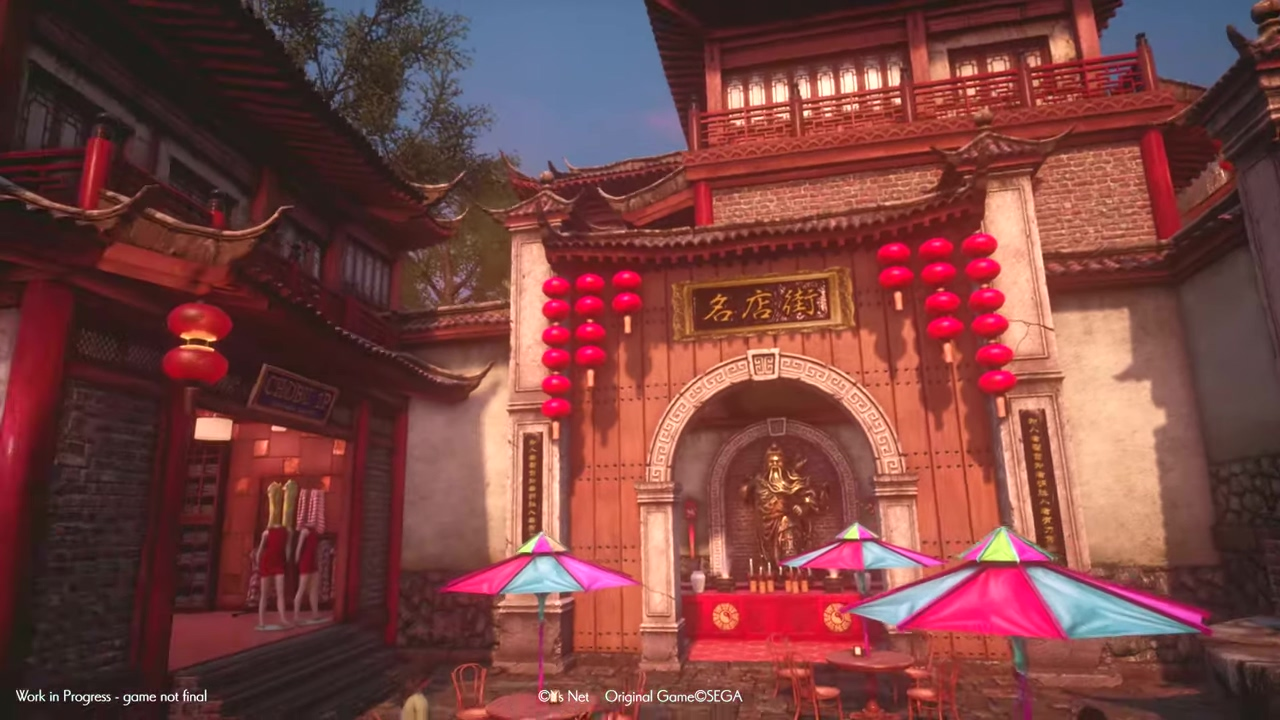 TGS:《莎木3》新预告片来了 中国乡村的大好风光