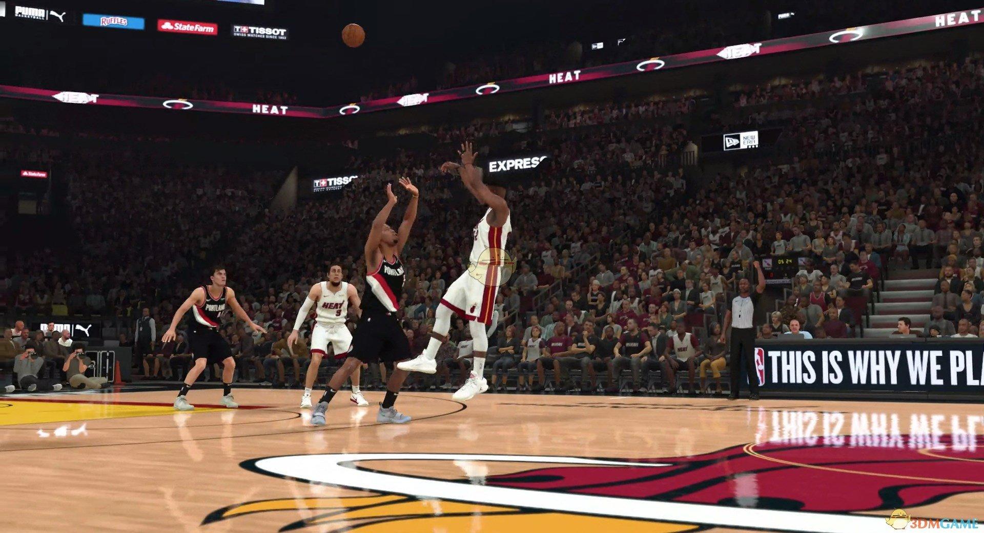 《NBA 2K20》灵活出手徽章触发方法分享