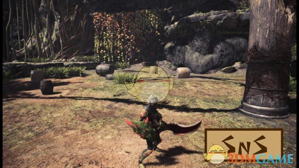 《怪物猎人:世界》棘龙武器包MOD