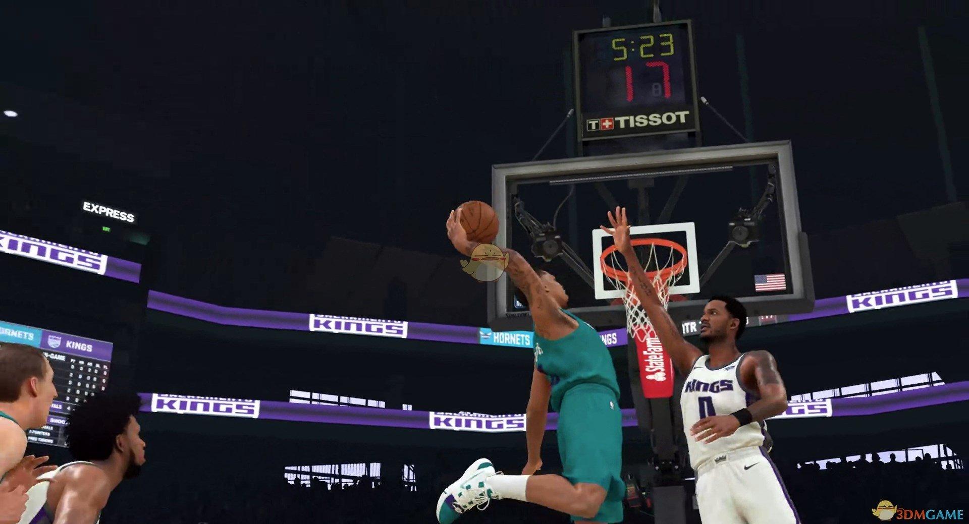 《NBA 2K20》绿色机器徽章作用介绍