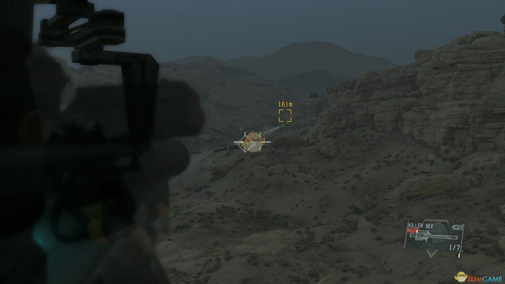 《合金装备5:幻痛》任务4通讯网破坏命令S级评价攻略