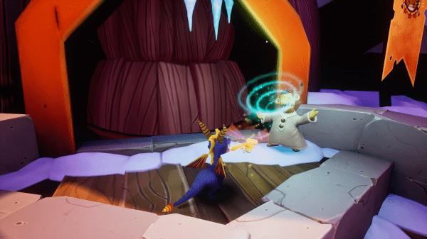 《斯派罗烈焰重燃三合一》经典游戏音效MOD