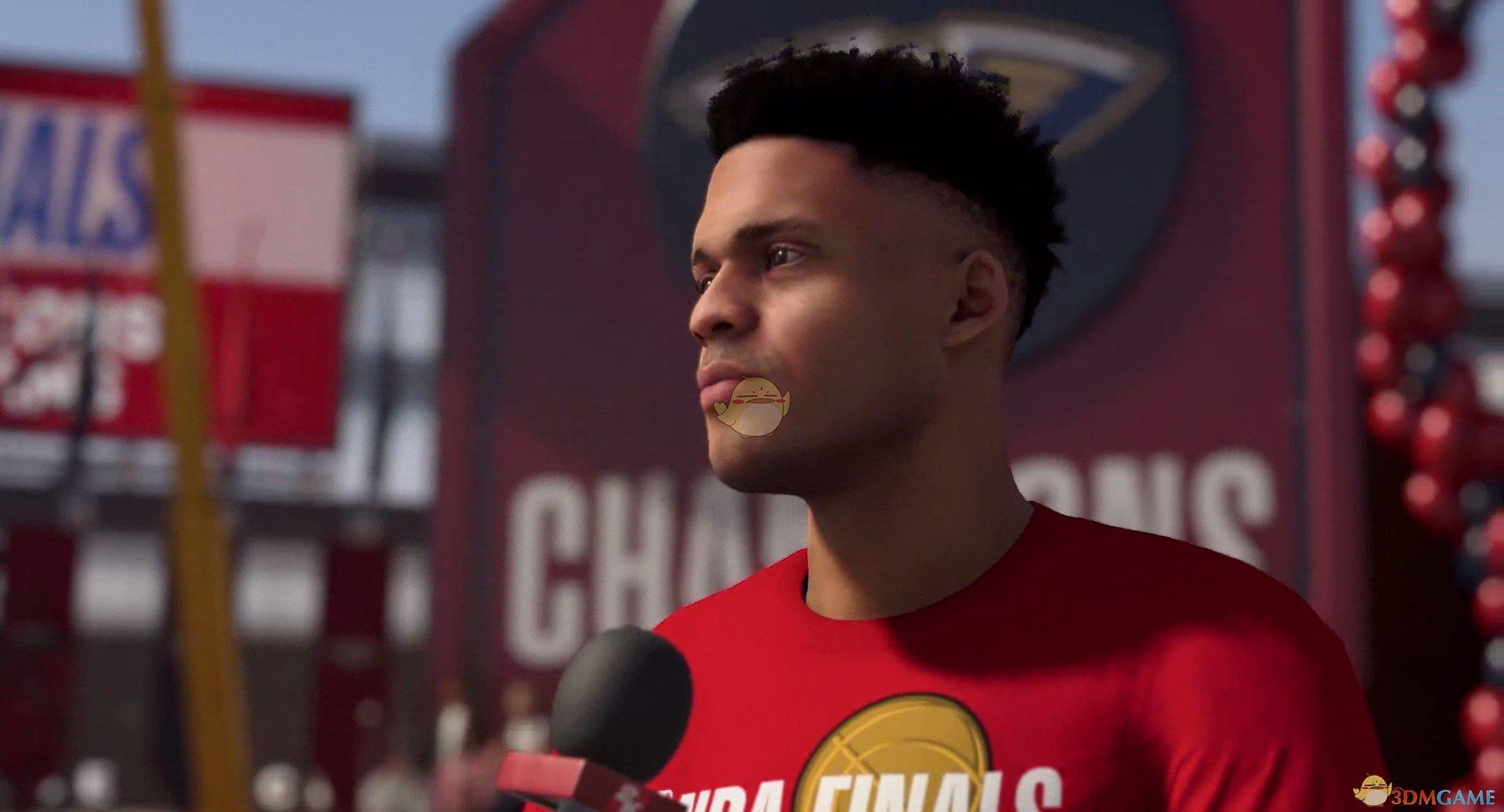 《NBA 2K20》扣篮动作推荐
