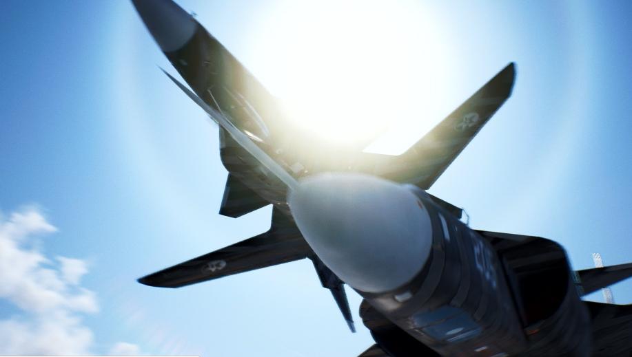 《皇牌空战7:未知空域》新DLC每月推出 全新截图提前公布