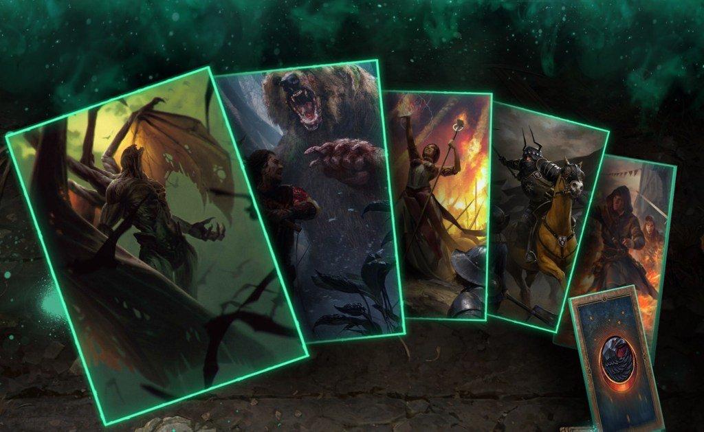 《巫师之昆特牌》移动端开启预约 十月底正式上线