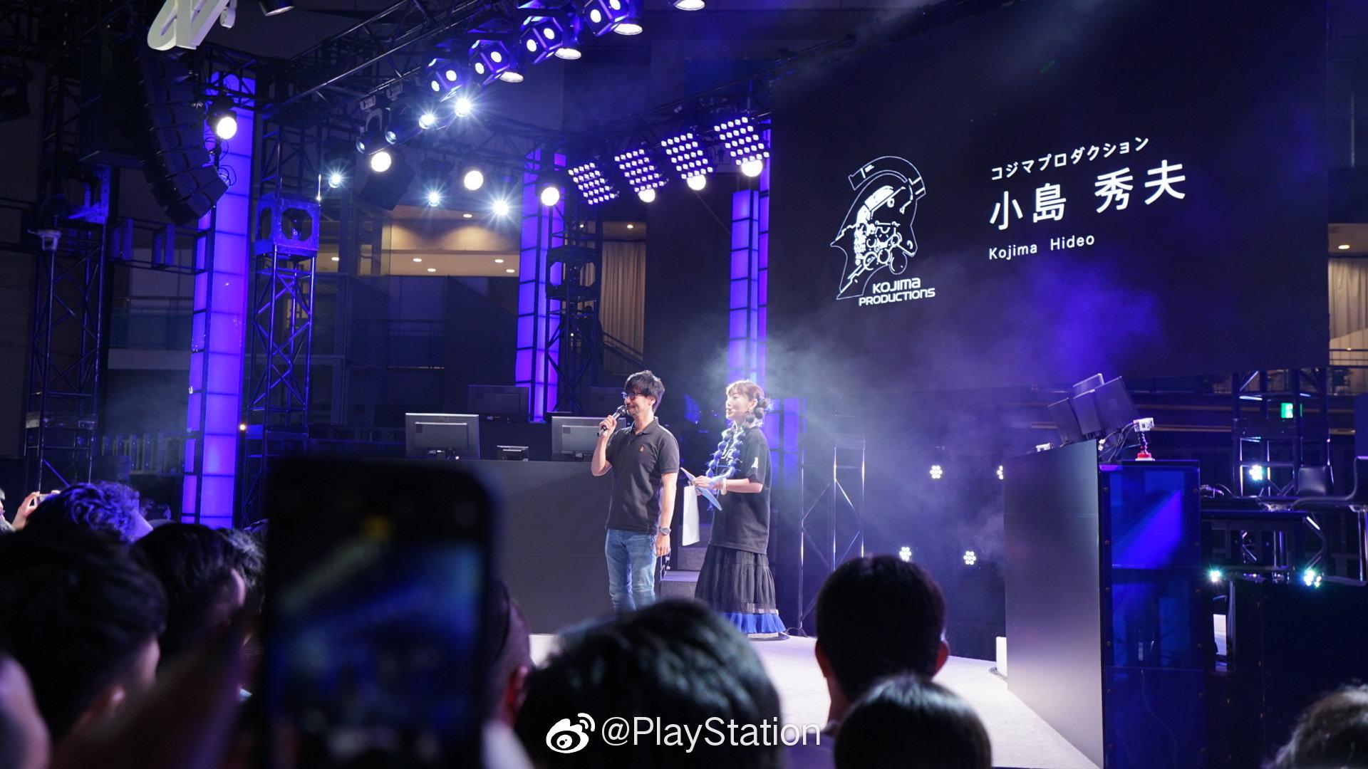 TGS:小岛现身PlayStation舞台 《死亡搁浅》中字版剧情预告