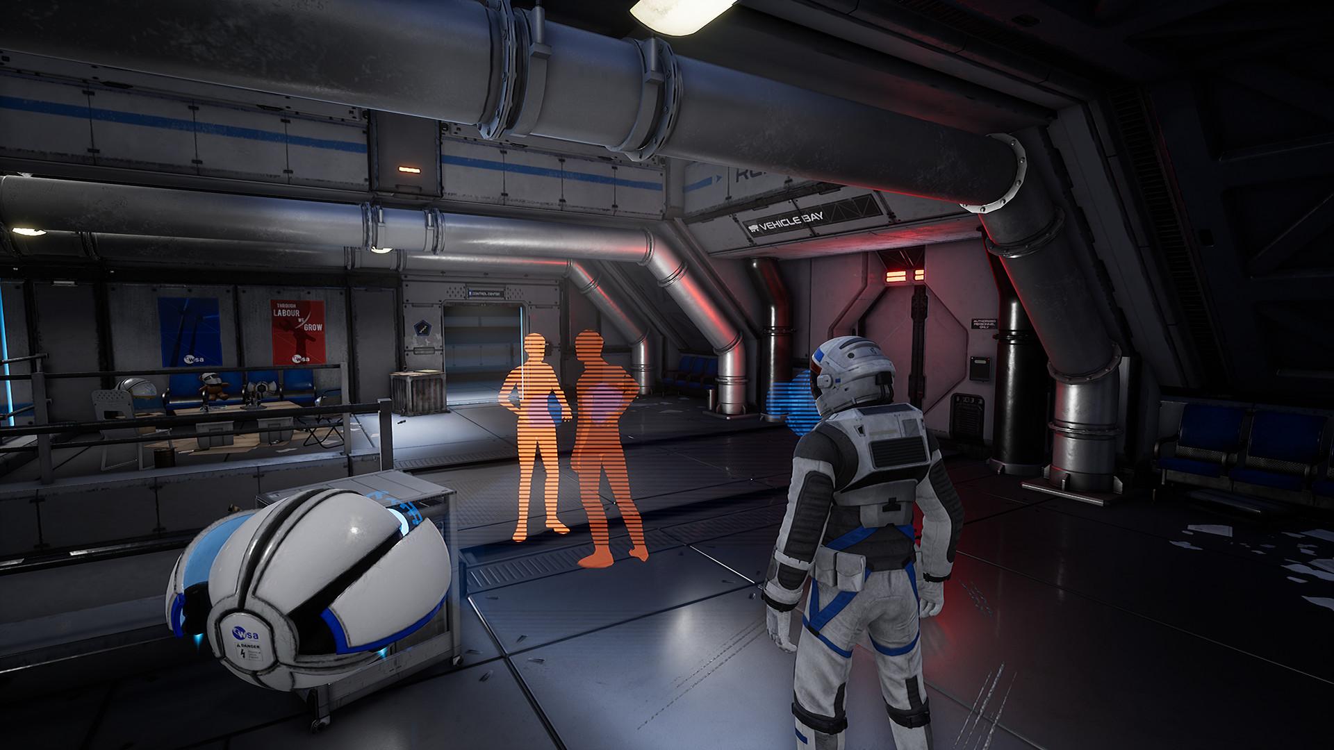 科幻惊悚游戏《飞向月球》PC版10月发售 主机版跳票到2020年