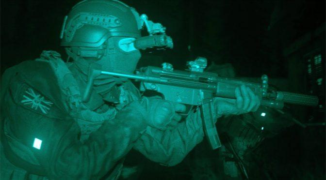 《使命召唤16:现代战争》B测时间公开官方预告片发布