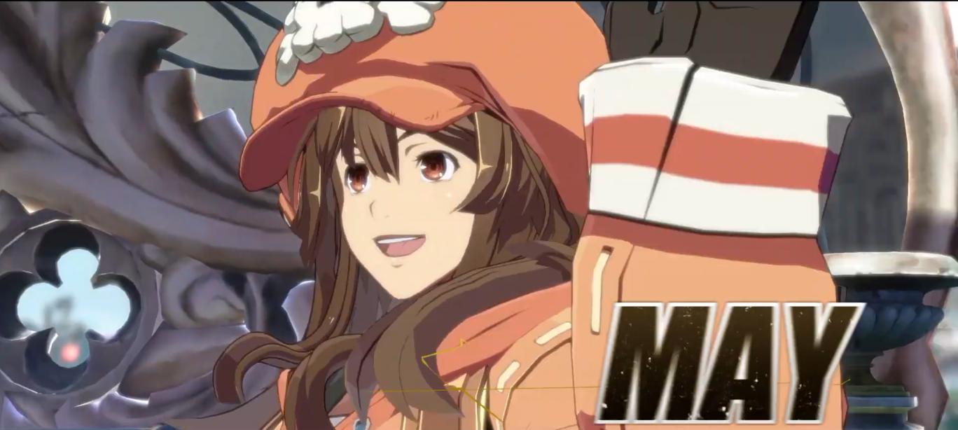 TGS :《罪恶装备》公开新宣传片 海盗帽少女梅伊亮相