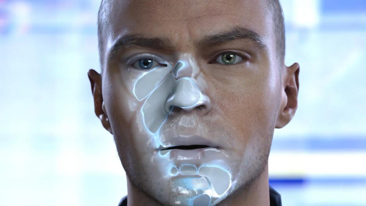 TGS :《底特律:变人》PC版宣传片公开 图像质量改进