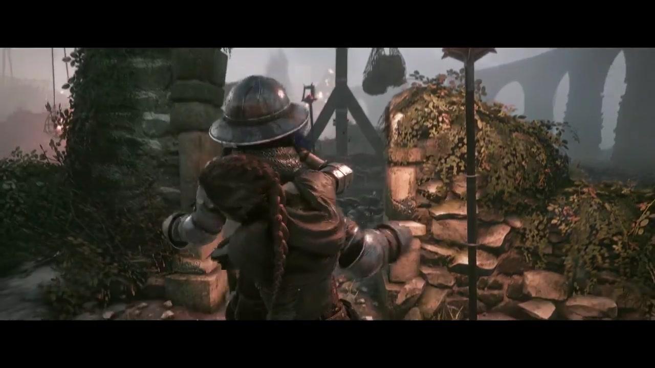 可体验第一章 《瘟疫传说:无罪》试玩版登陆Steam