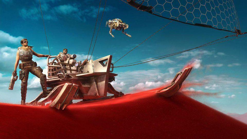 《战争机器5》:微软在次世代之前的一场好戏