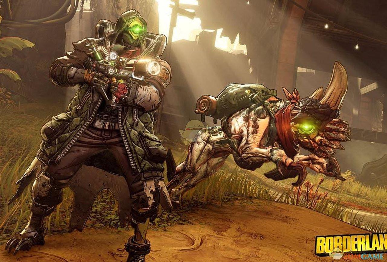 《无主之地3》隐藏BOSS一拳召唤方法分享