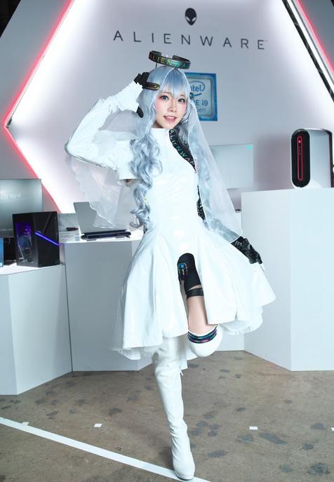 TGS:官方出品品质不凡!东京电玩展美丽COS风景线赏析