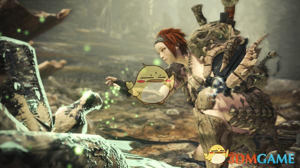 《怪物猎人:世界》新的性感骨甲MOD