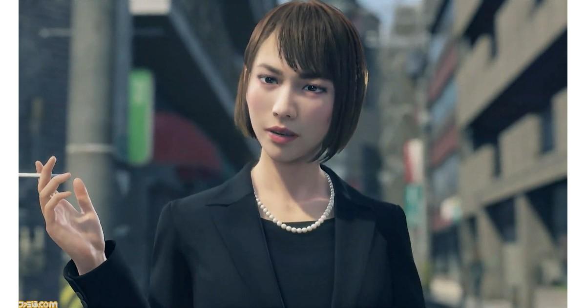 《如龍7》夜總會女郎向田紗榮子介紹 上坂堇配音