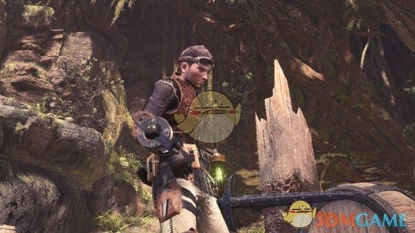 《怪物猎人:世界》康斯坦丁的剑盾MOD