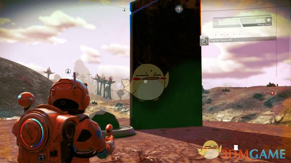 《无人深空》更简洁的界面UI MOD