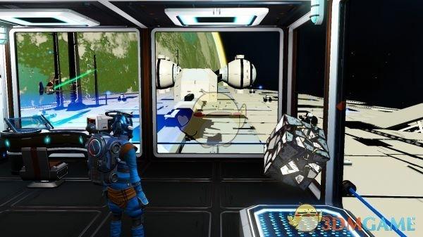 《无人深空》更透明的玻璃MOD