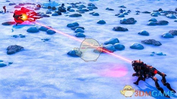 《无人深空》更强大的哨兵MOD