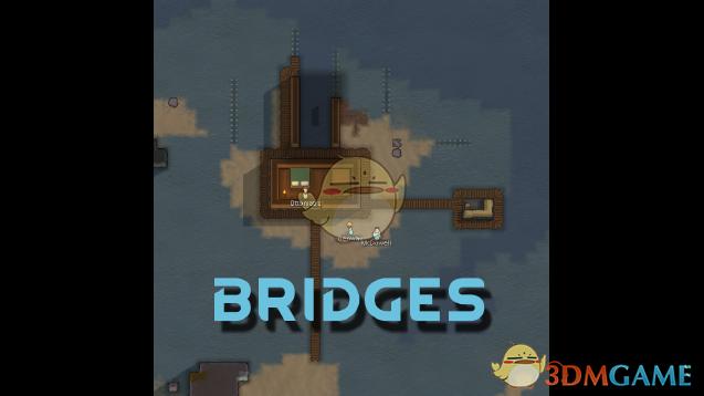 《边缘世界》桥梁v1.0 MOD
