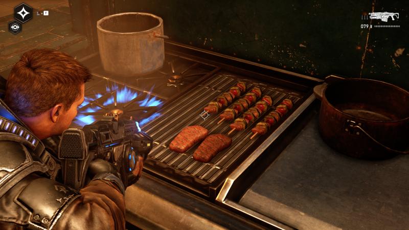 蛋糕要用命换!《战争机器5》中美食大集合