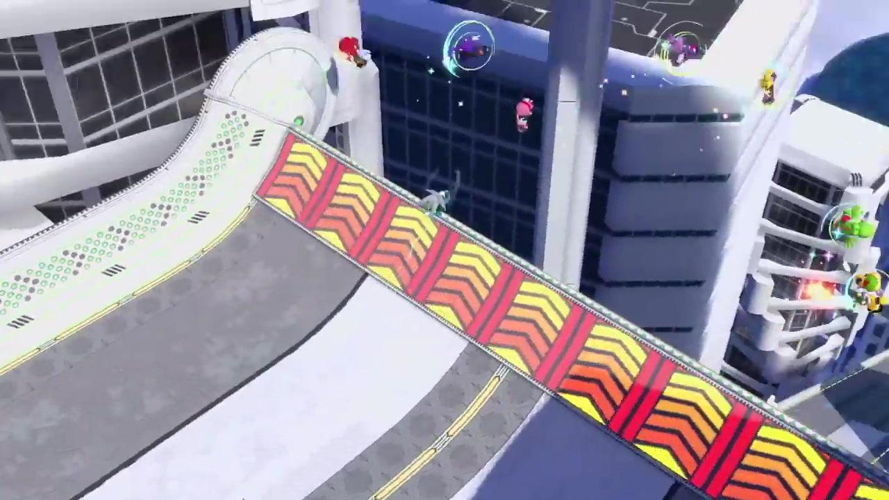 《马里奥和索尼克的东京奥运会》新预告片展示