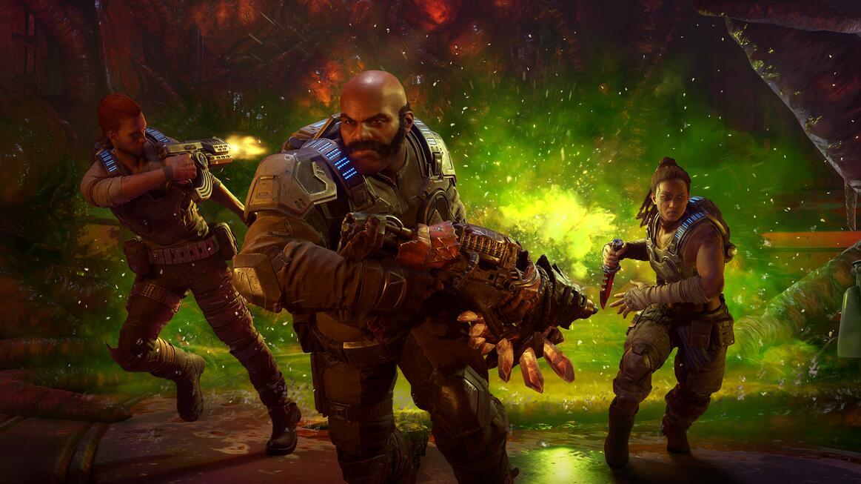 《战争机器5》打破记录 成Xbox最成功第一方游戏