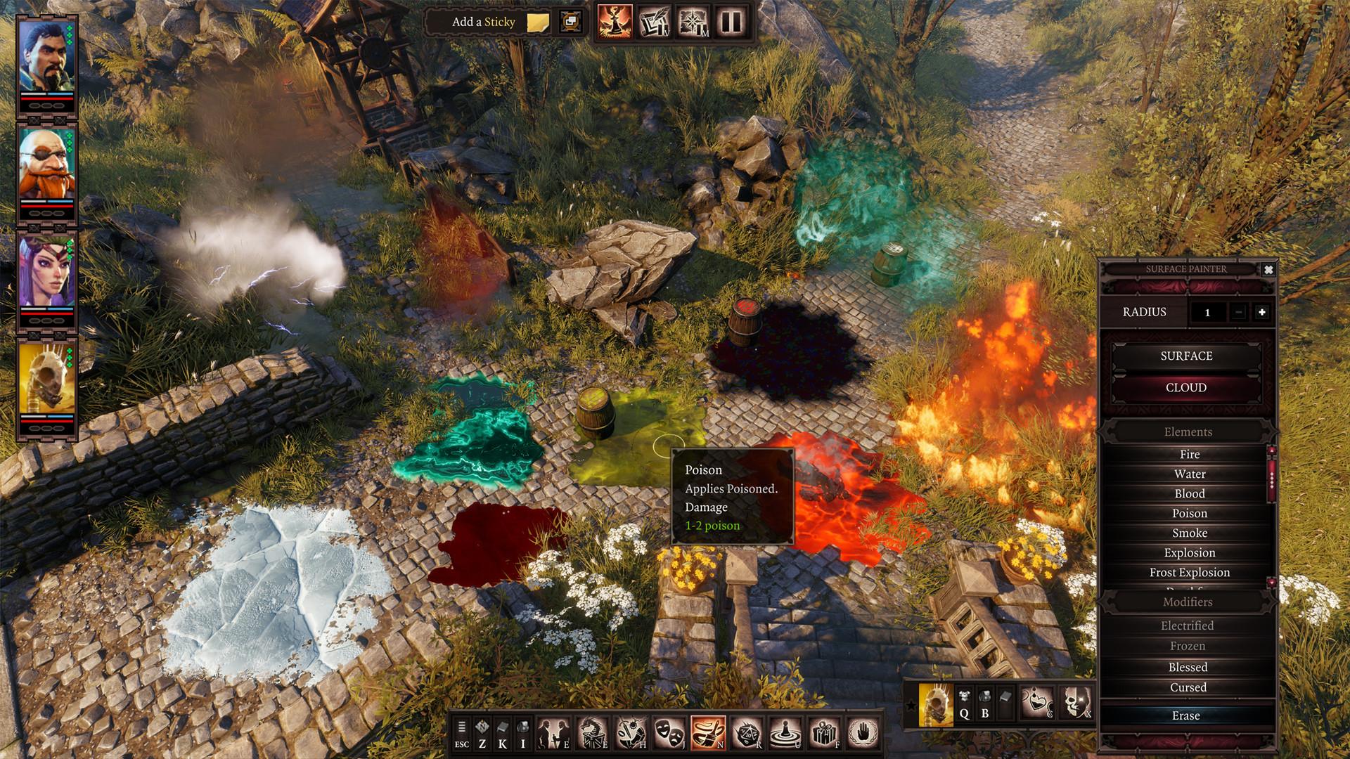 Steam《神界:原罪2》终极版特惠活动开启 持平史低