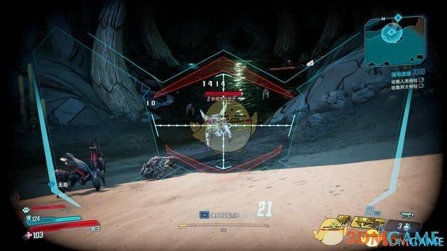 《无主之地3》旱土马库斯地下室开启方法分享