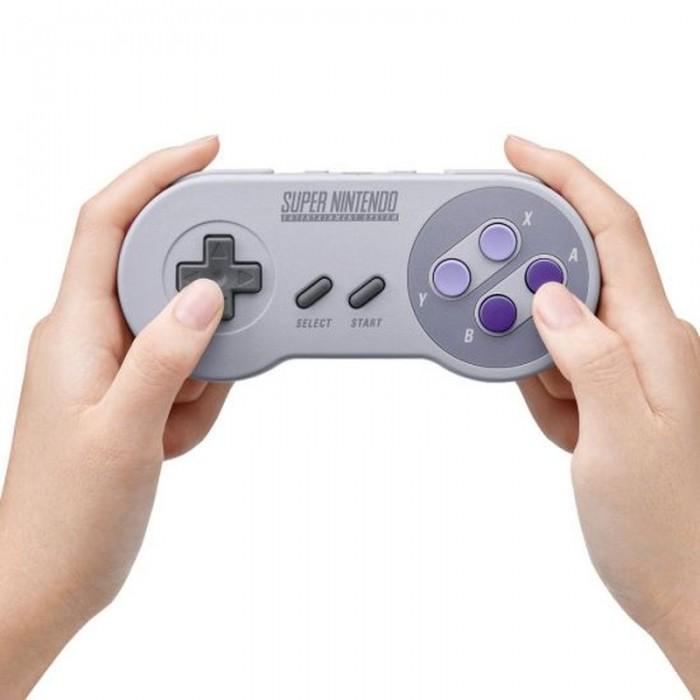 适配Switch 任天堂复古无线SNES手柄上架