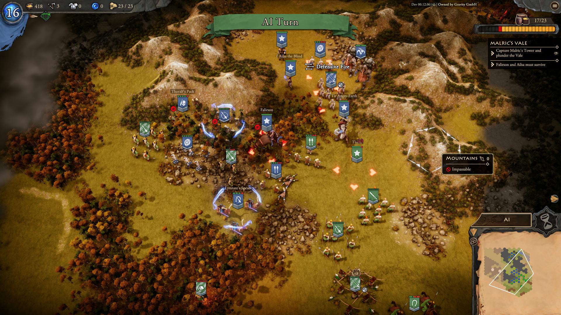 《幻想将军2》游戏演示公开 策略性爆表的回合制战斗