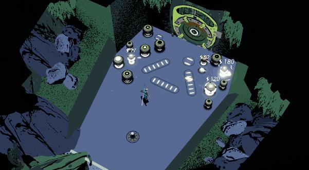 砍杀类迷宫探索游戏!《井中生物》游戏背景介绍