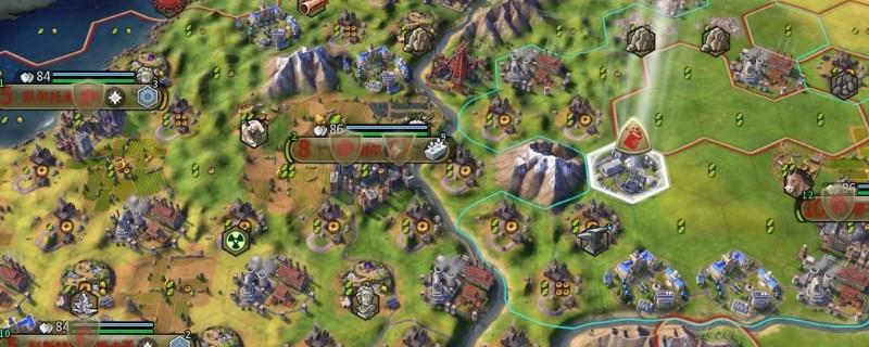 文明6前期发展路线