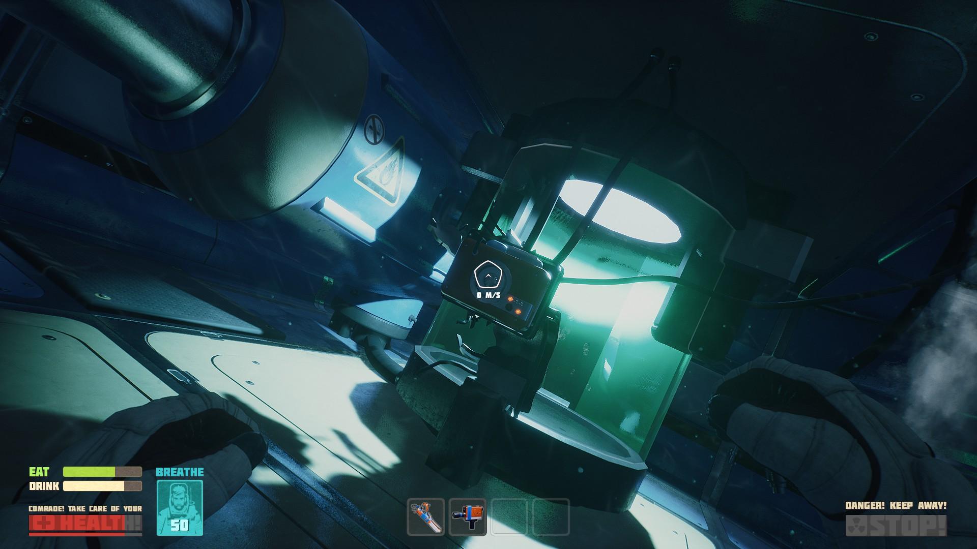 《呼吸边缘》上架Steam平台 在外太空深处活下来